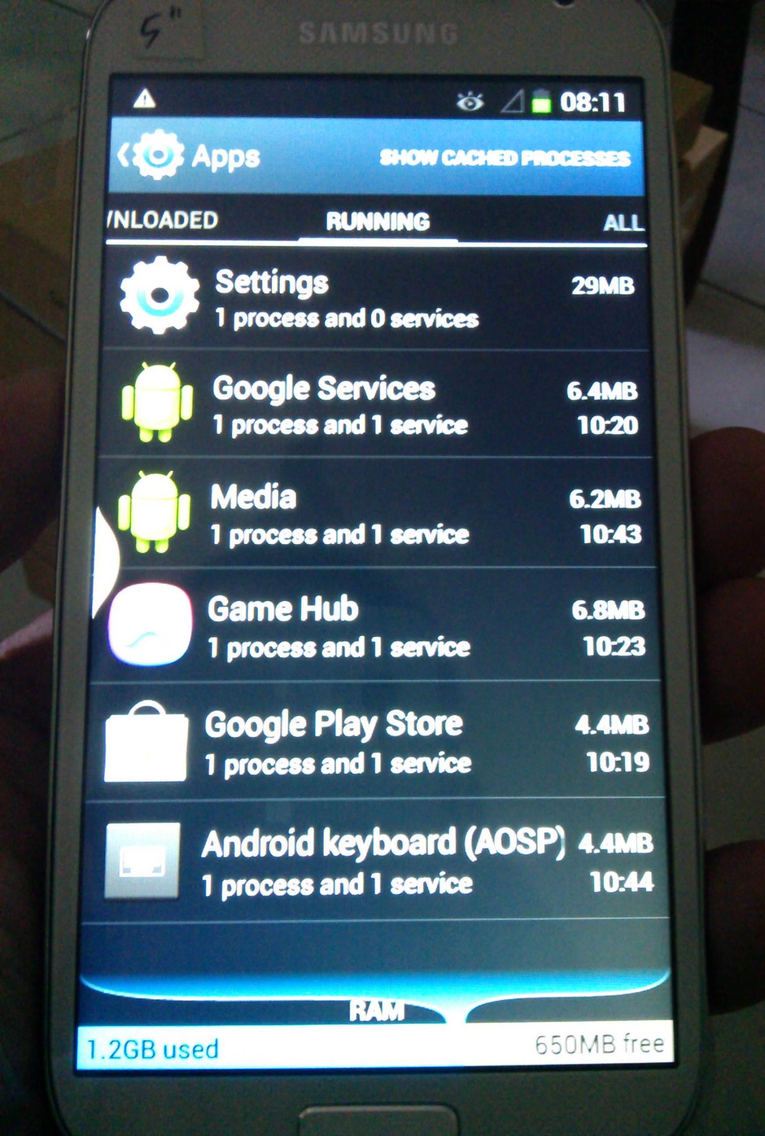 Supercopy Samsung S4 5 inch